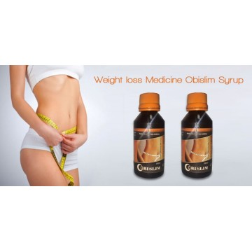 Obislim herbal Weight loss Syrup 100 ml Pack of 2