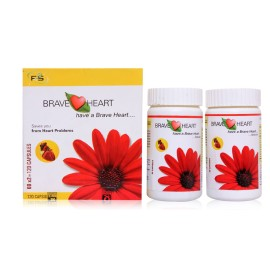 Cardiac Care Herbal Medicine  - Brave Heart Capsule