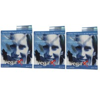 Vega Xl For Penis Enlargement Capsules & Gel Combo of 3