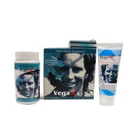 Vega Xl For Penis Enlargement Capsules & Gel