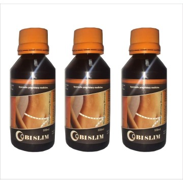 Obislim herbal Weight loss Syrup 100 ml Pack of 3