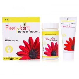 Flexi Joint Cream and Capsules For Joint Pain