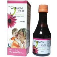 Herbal Tonic for Women  - VXL's Women Care Syrup 2 Bottles
