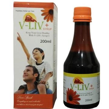 Liver Tonic  - V-Liv Syrup